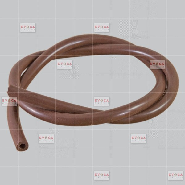 SILICONE HOSE 6X12 BROWN