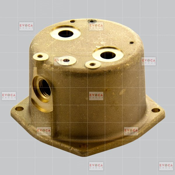 UPPER BOILER-COVER 300CC -BRASS